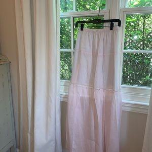Karina Grimaldi Skirts - Karina Grimaldi crop top + maxi skirt set
